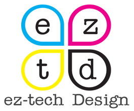 EZ-Tech Design Logo